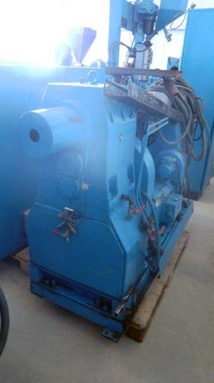 Single Screw Extruder KUHNE 45-24D Image-5
