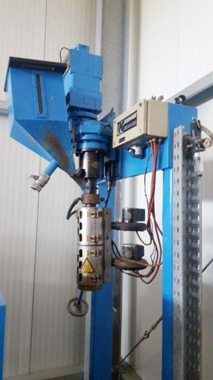 Single Screw Extruder KUHNE 45-24D Image-6