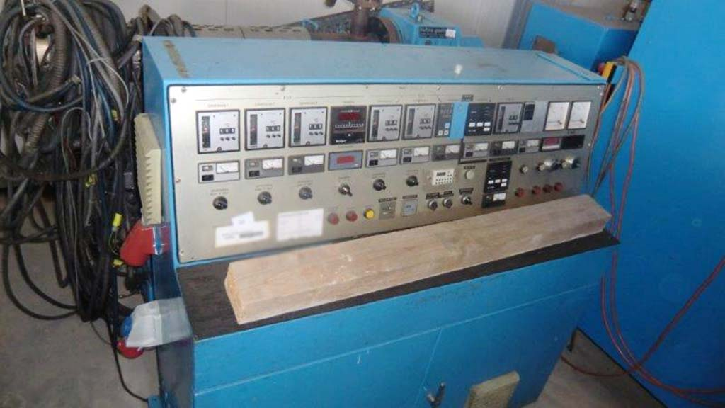Single Screw Extruder KUHNE 45-24D Image-7