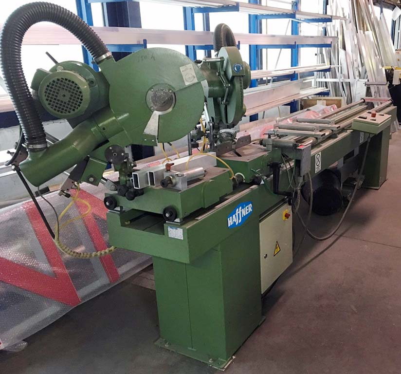 Double Mitre Saw HAFFNER DGS 189 Image-1