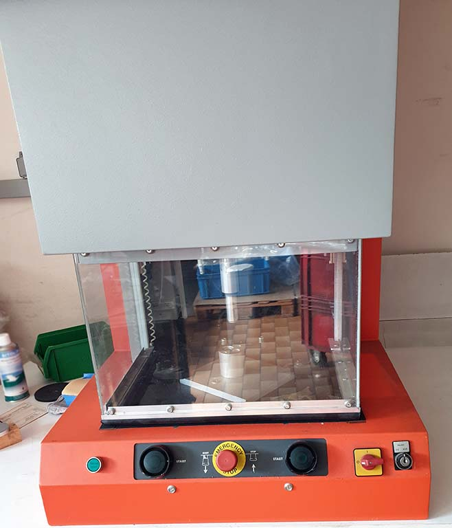 Ultrasonic Welding Machine RINCO ULTRASONIC MP 201 Image-3