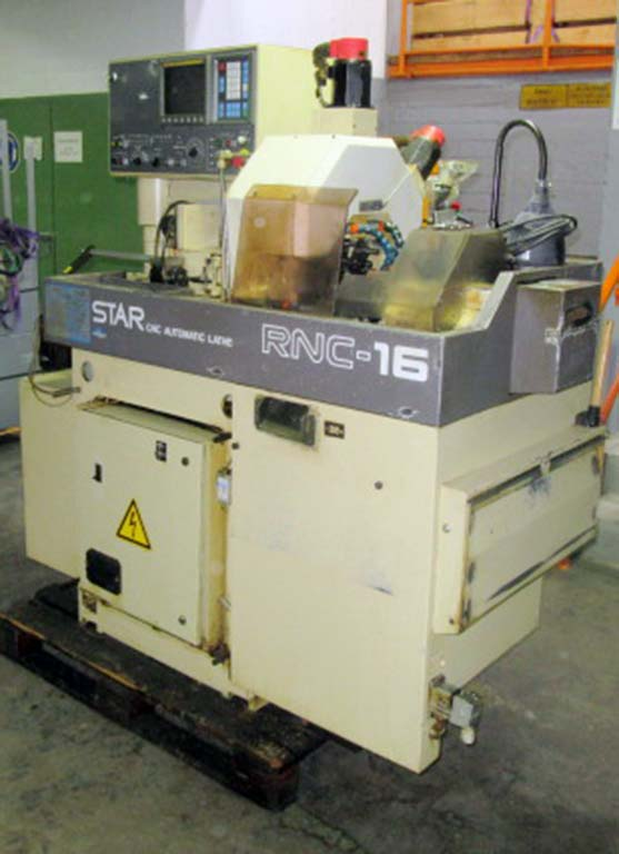 Automatic Lathe STAR RNC-16 Image-2