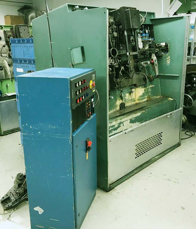 Automatic Punching and Bending Machine BIHLER RM 30/ 35 Image-1