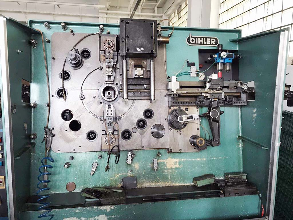 Automatic Punching and Bending Machine BIHLER RM 30/ 35 Image-3