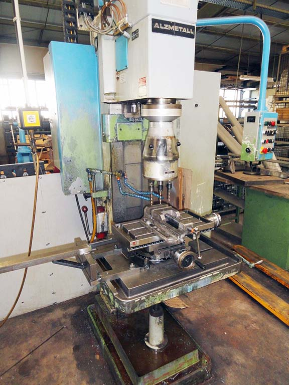 Vertical Drilling Machine ALZMETALL ABOMAT 35 Image-1