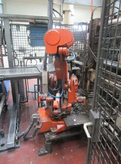 Industrial Robot ABB IRB 2400 M96 Image-1