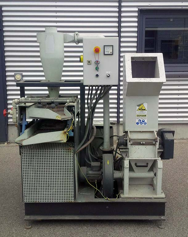 Cable Granulator DIEBELS RMH 1W Image-1