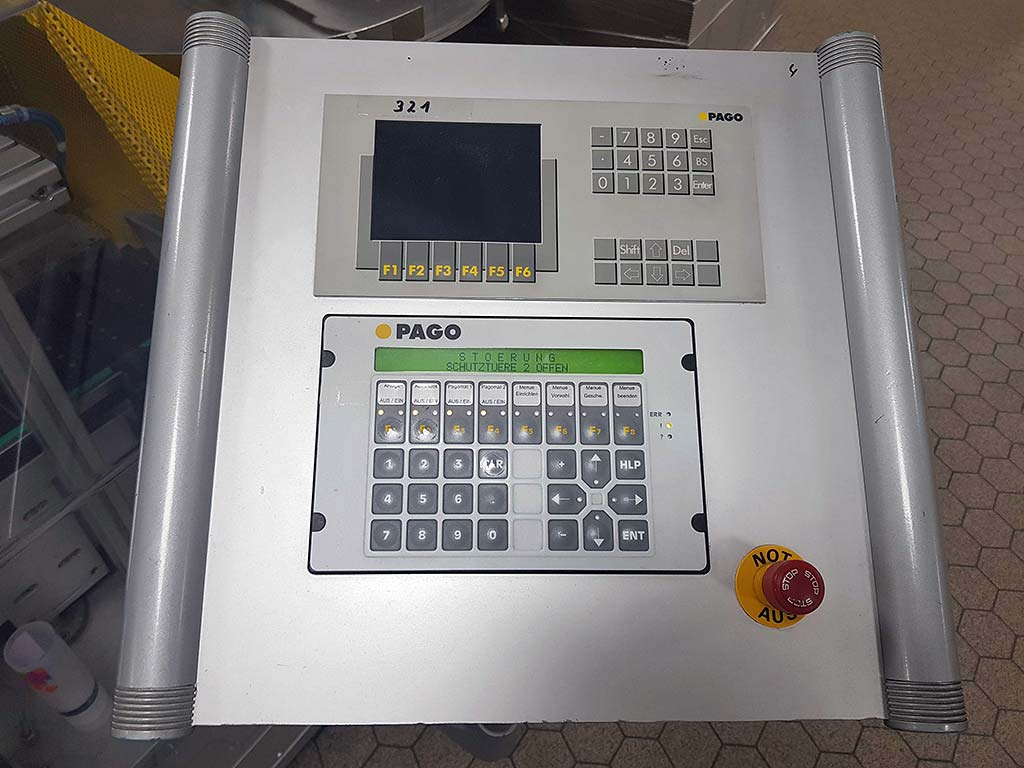 Tube Labelling Machine PAGO System 270 DT Image-4