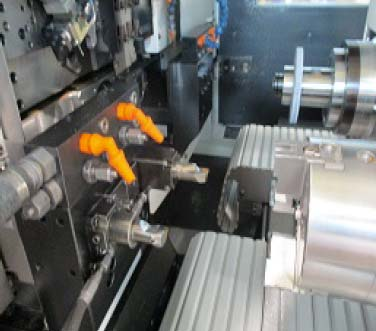 CNC Counter Spindle Lathe MAIER MLK-36 D Image-2