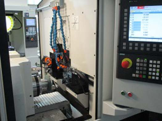 CNC Counter Spindle Lathe MAIER MLK-36 D Image-3