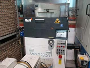 Flaring Cup Wheel Grinding Machine G&N MPS 2-R 300 Image-1