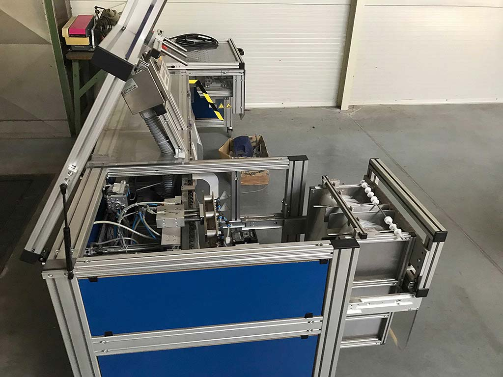 Packing Machine STRUBL Plug+Pack-System Image-2