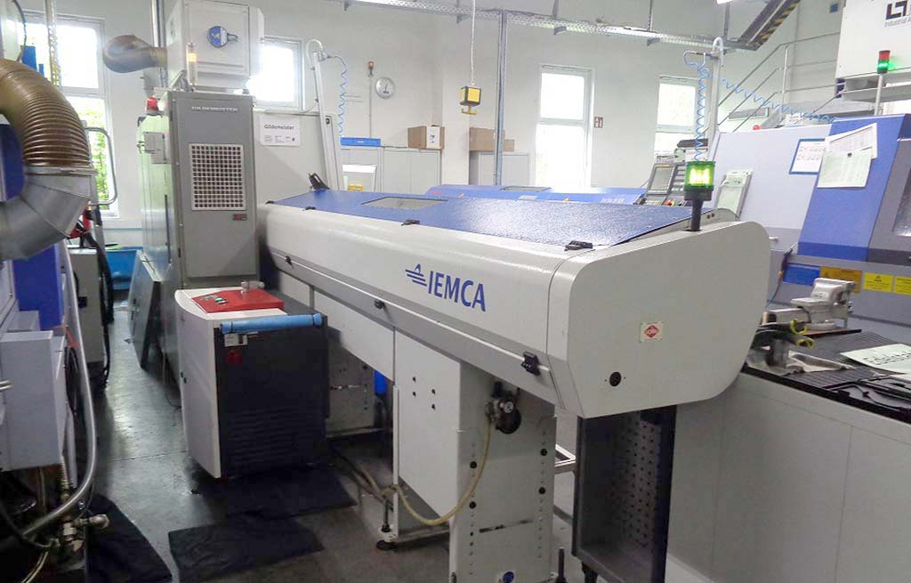 Bar Loader IEMCA BOSS 545 E Image-2