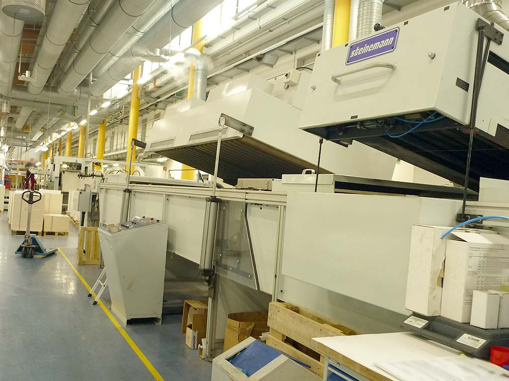UV Varnishing Machine STEINEMANN TOP SPOT 102 Image-2
