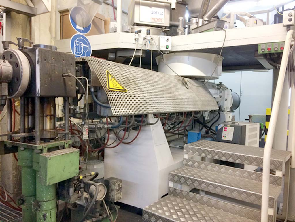 Twin Screw Extruder LEISTRITZ ZSE 50GL Image-1