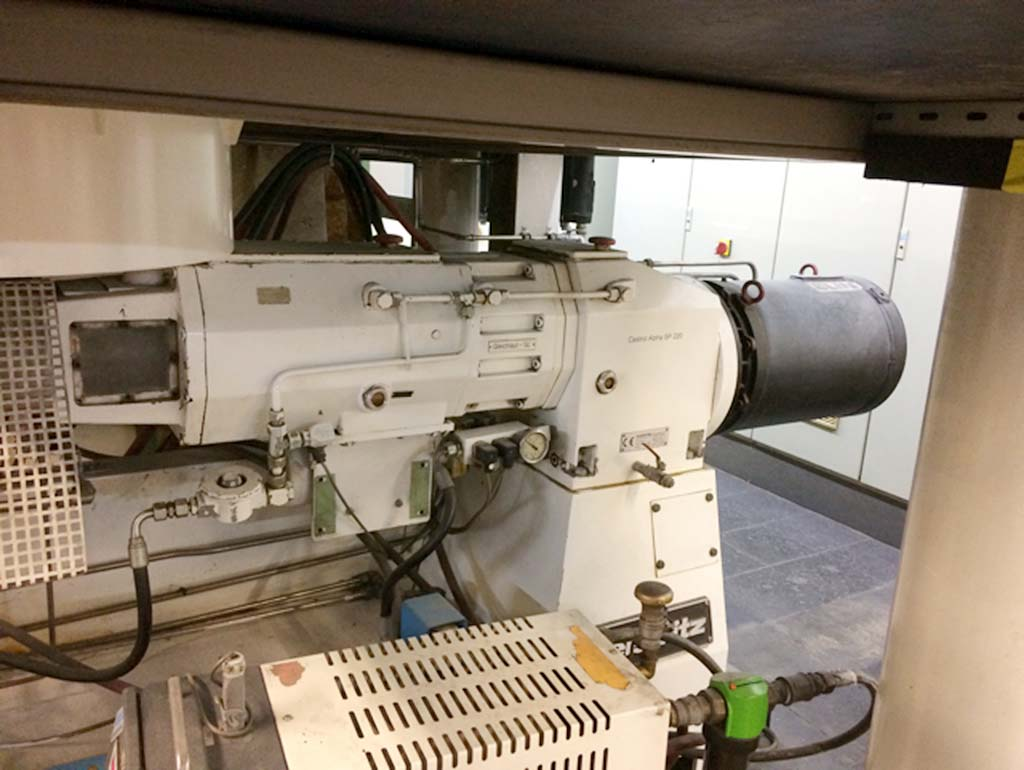 Twin Screw Extruder LEISTRITZ ZSE 50GL Image-3