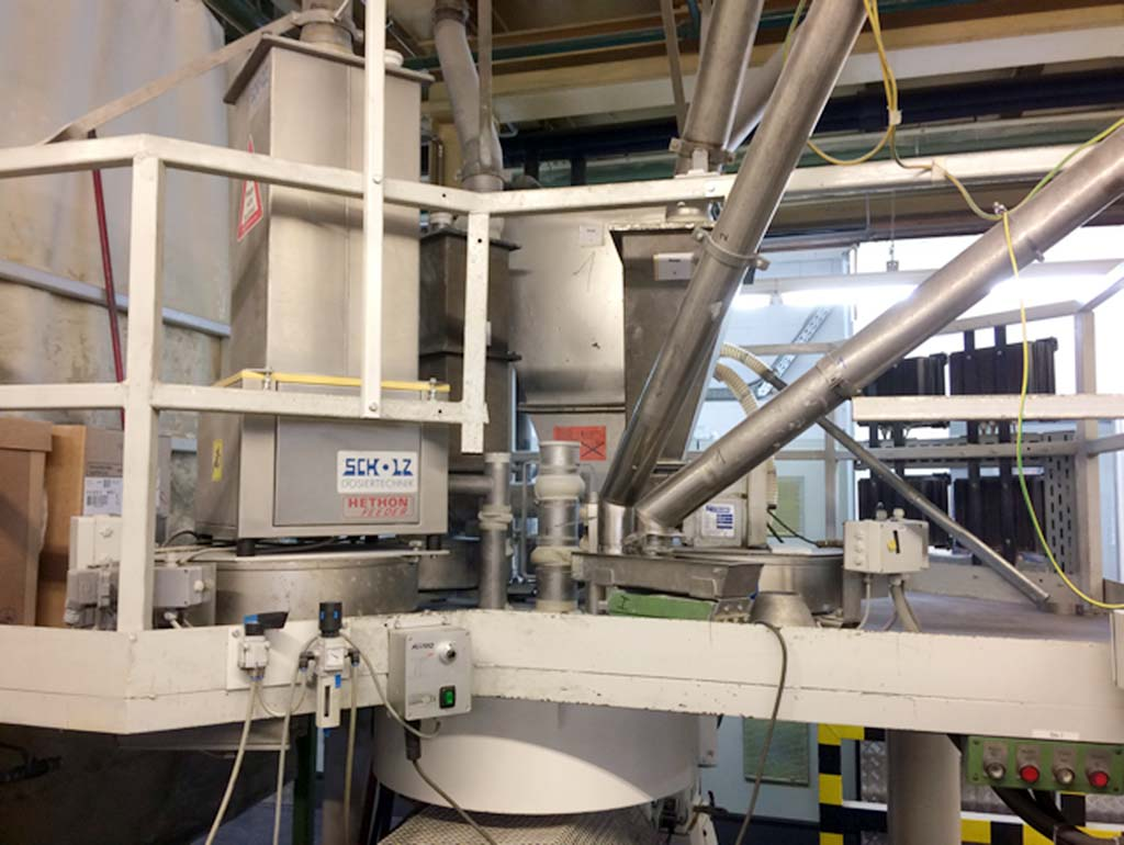 Twin Screw Extruder LEISTRITZ ZSE 50GL Image-4