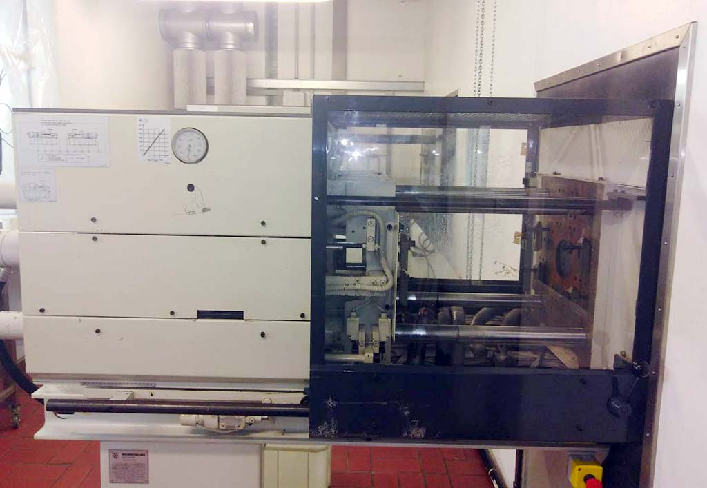 Injection Moulding Machine MANNESMANN DEMAG D 60-182 NCIII-K Image-2