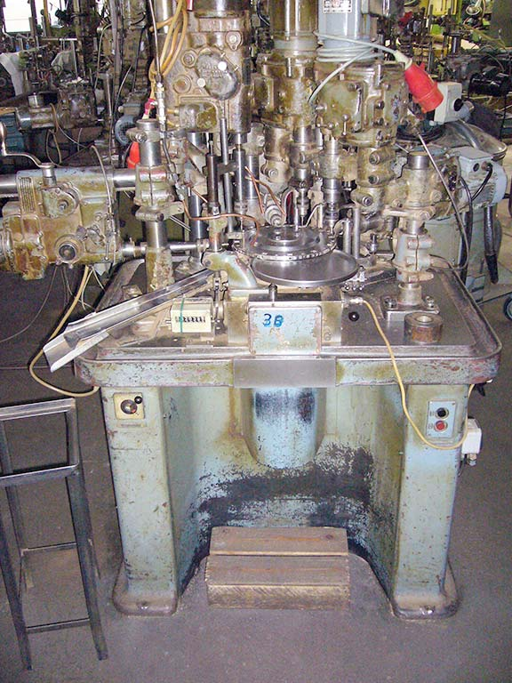Automatic Rotary Indexing Machine HANH & KOLB Variomatic Image-1