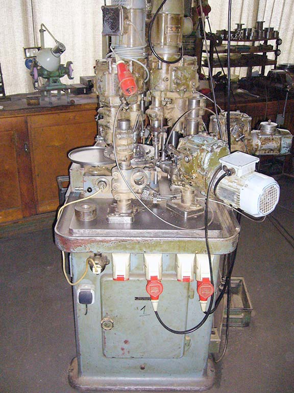 Automatic Rotary Indexing Machine HANH & KOLB Variomatic Image-2