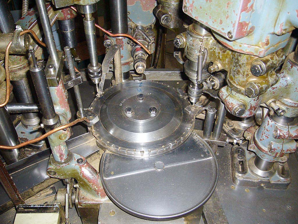 Automatic Rotary Indexing Machine HANH & KOLB Variomatic Image-3