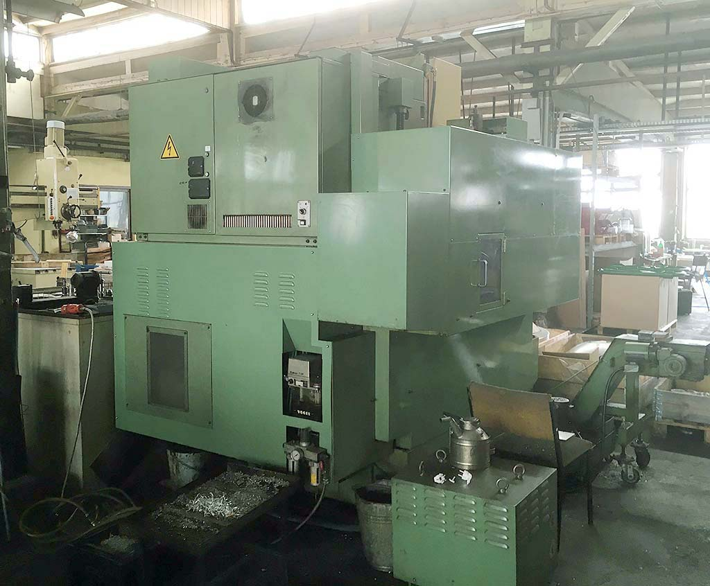 CNC Machining Center MORI SEIKI M-300 A1 Image-3