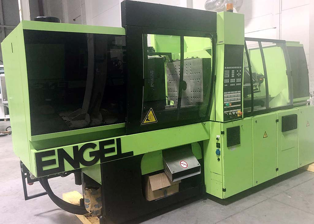Injection Moulding Machine ENGEL Victory 200/60 Tech Image-1