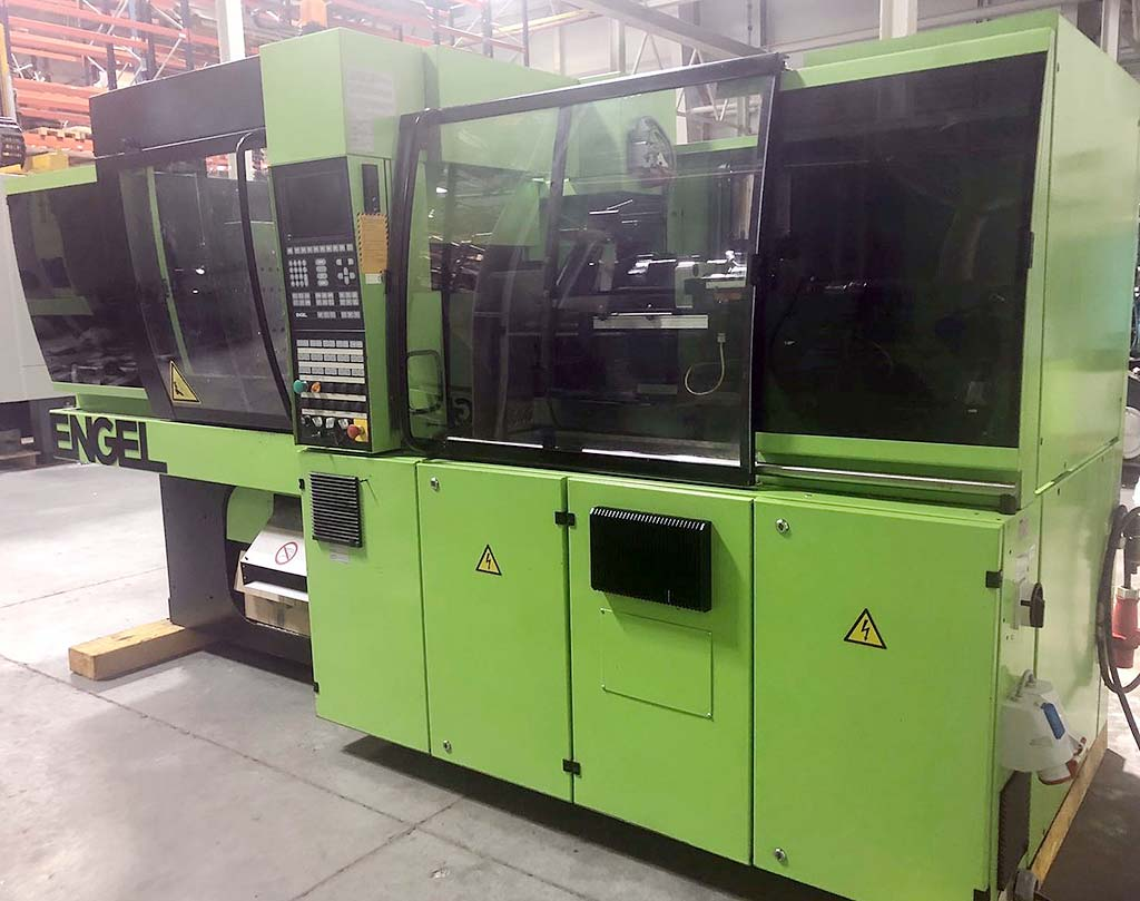 Injection Moulding Machine ENGEL Victory 200/60 Tech Image-2