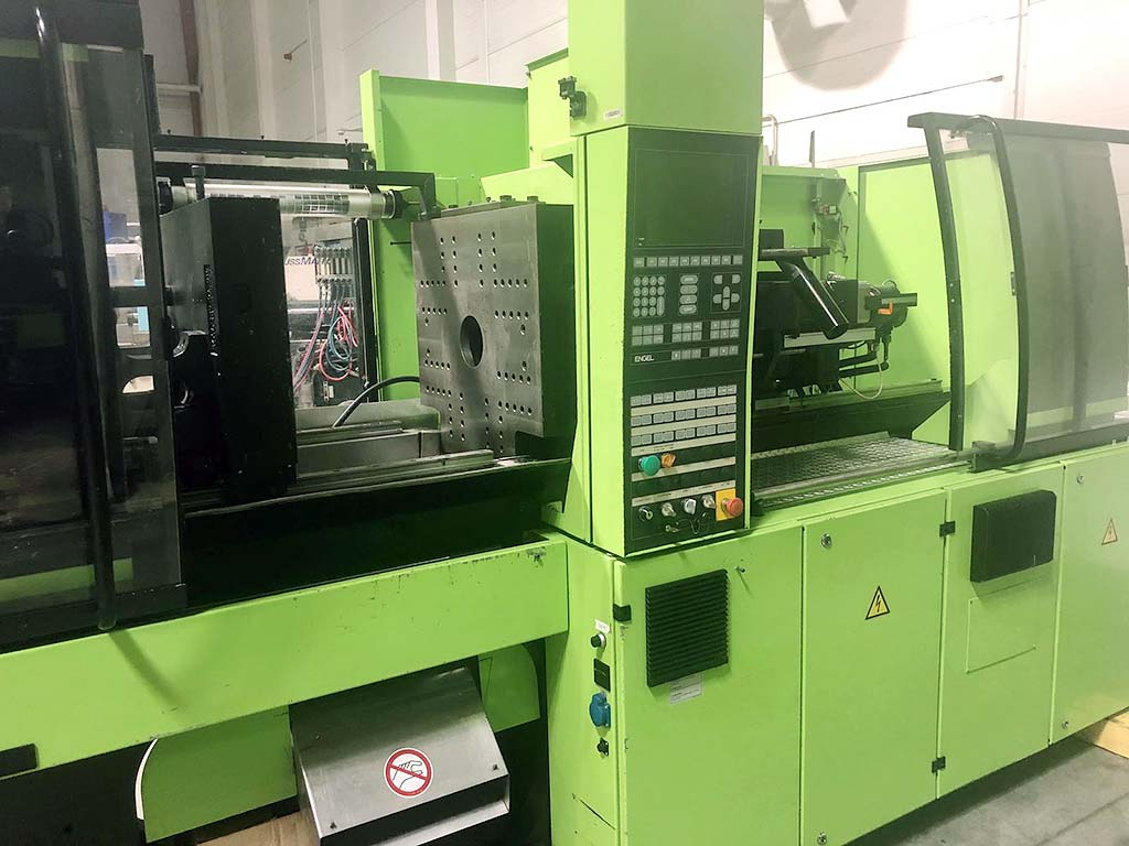 Injection Moulding Machine ENGEL Victory 200/60 Tech Image-3