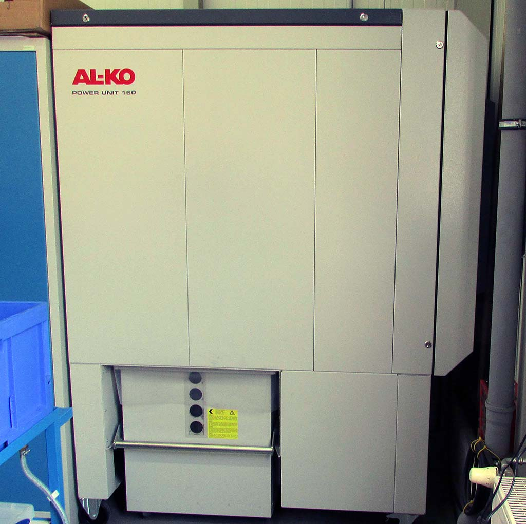 Extraction AL-KO POWER UNIT 160 Image-1