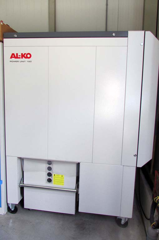 Extraction AL-KO POWER UNIT 160 Image-2