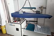 Ironing-Table-Multimatic-FINISHMASTER-FM-2 used