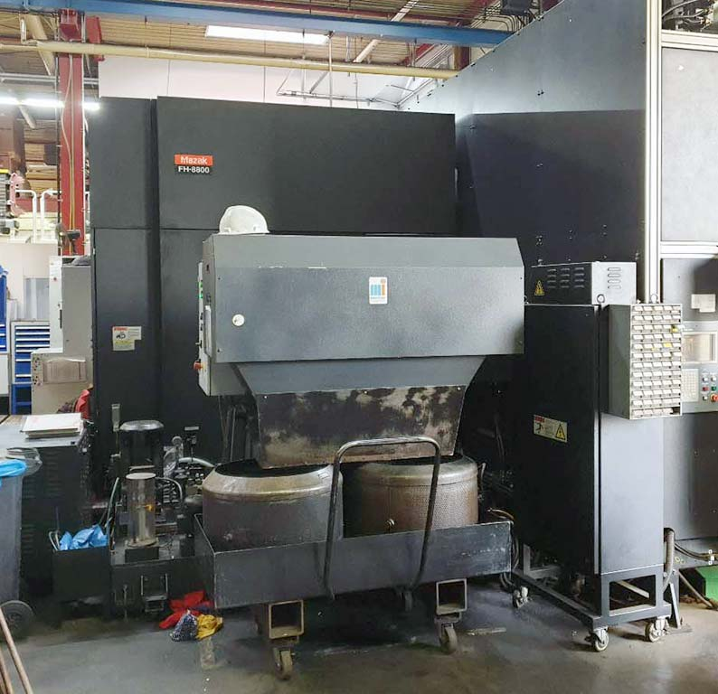 CNC-Machining-Center-Mazak-FH-8800 Image6