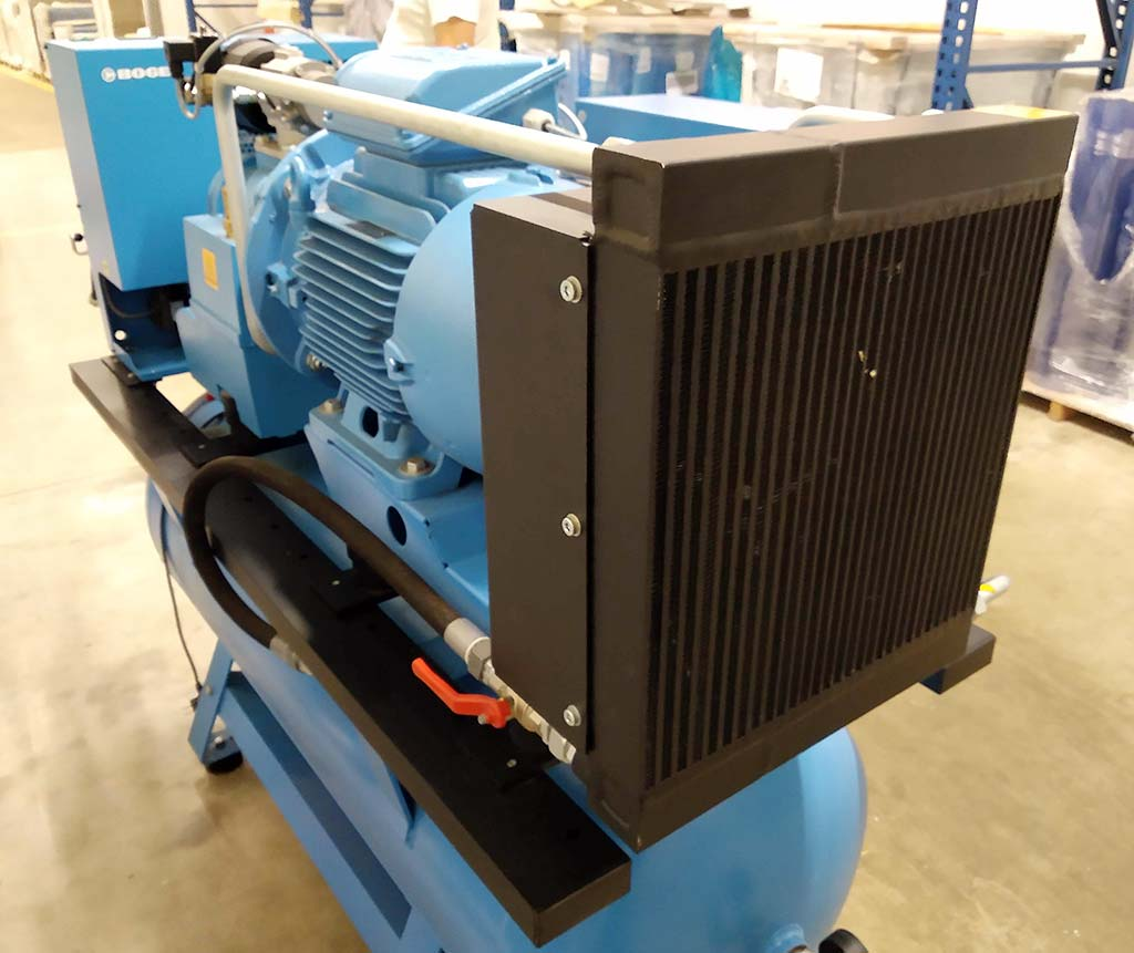 Screw Compressor BOGE C15 LDR Image-2