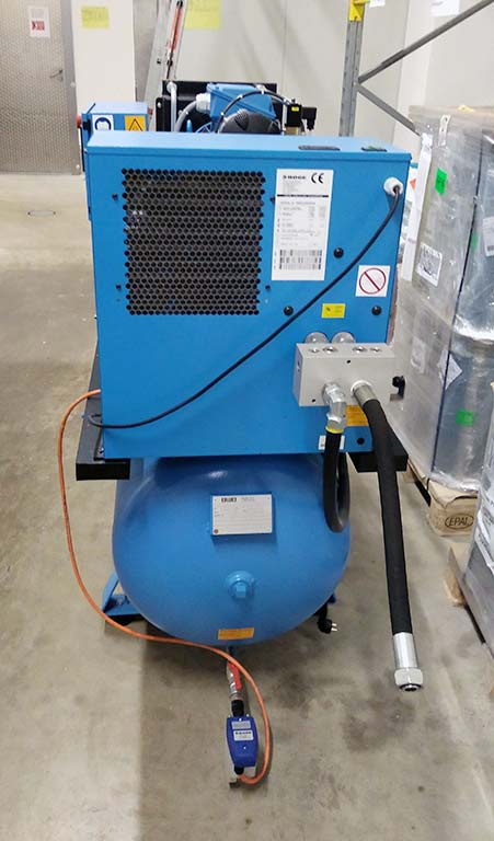 Screw Compressor BOGE C15 LDR Image-3