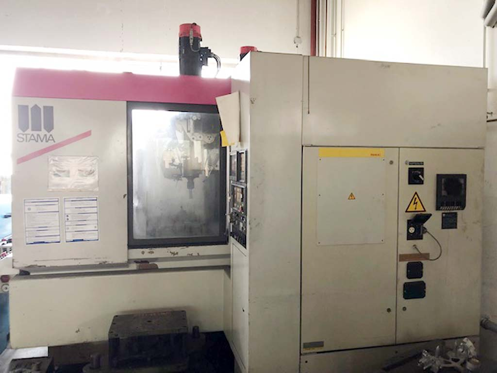 CNC Machining Center STAMA MC 320/E Image-2