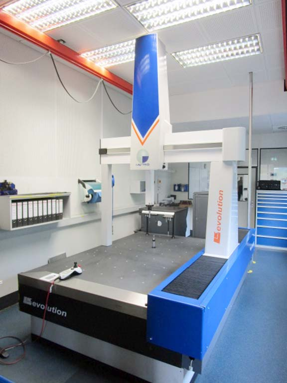 Coordinate Measuring Machine METRIS LK evolution Image-1
