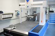 Coordinate-Measuring-Machine-Metris-LK-evolution used