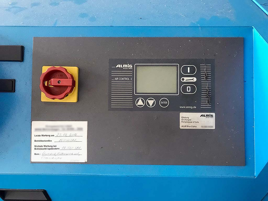 Screw Compressor ALMIG FLEX 22 Image-2