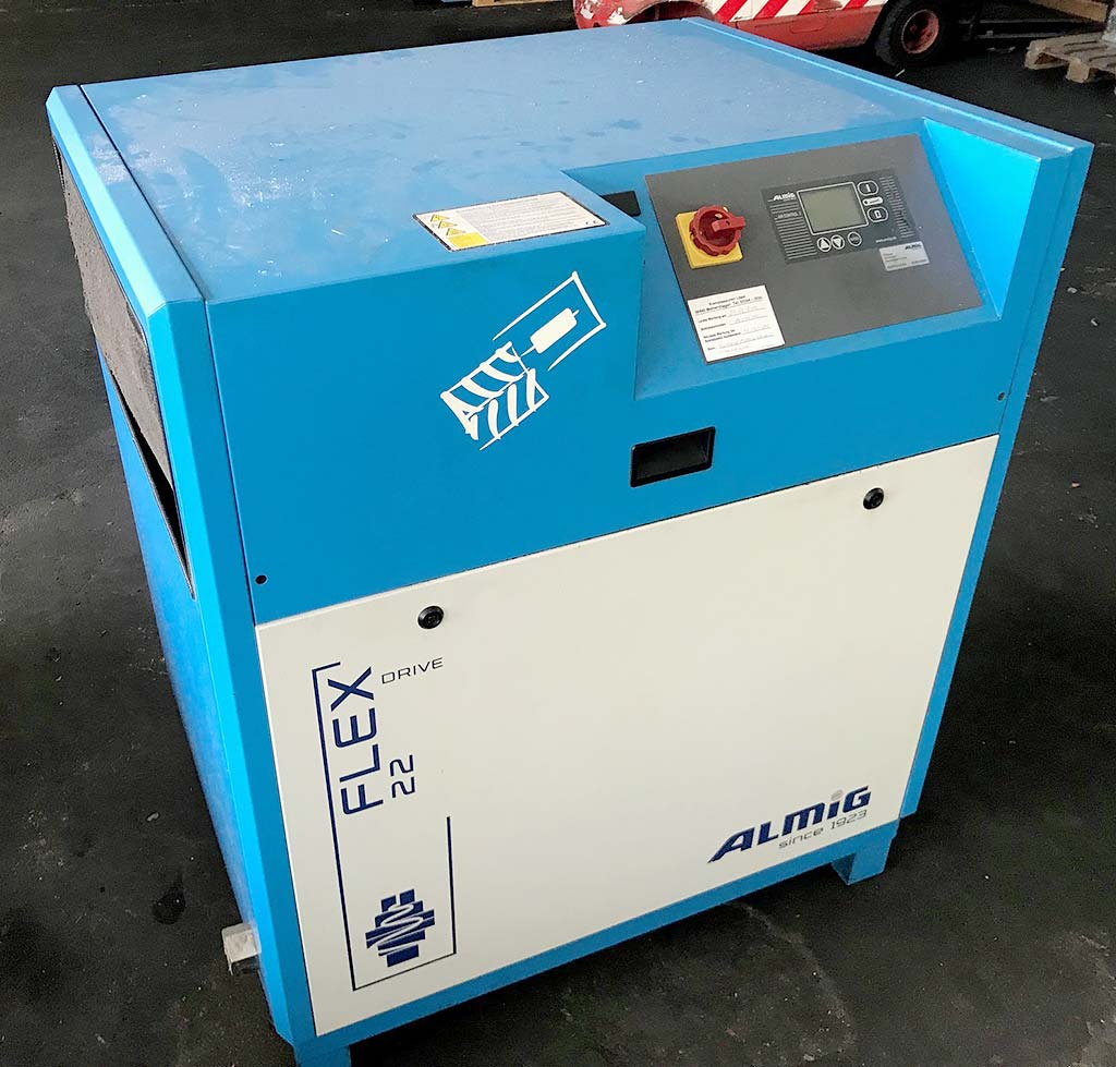 Screw Compressor ALMIG FLEX 22 Image-3