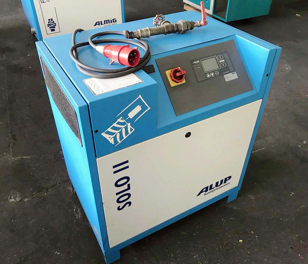 Screw Compressor ALUP SOLO 11 Image-1
