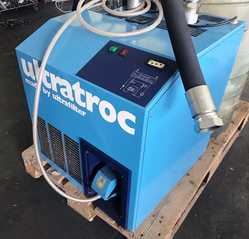Refrigerant Dryer ULTRATROC 413 Image-2