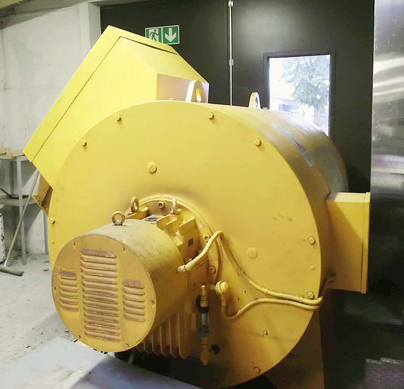 Synchronous Generator AVK DIDBN 150/ 145L/ 4 Image-2