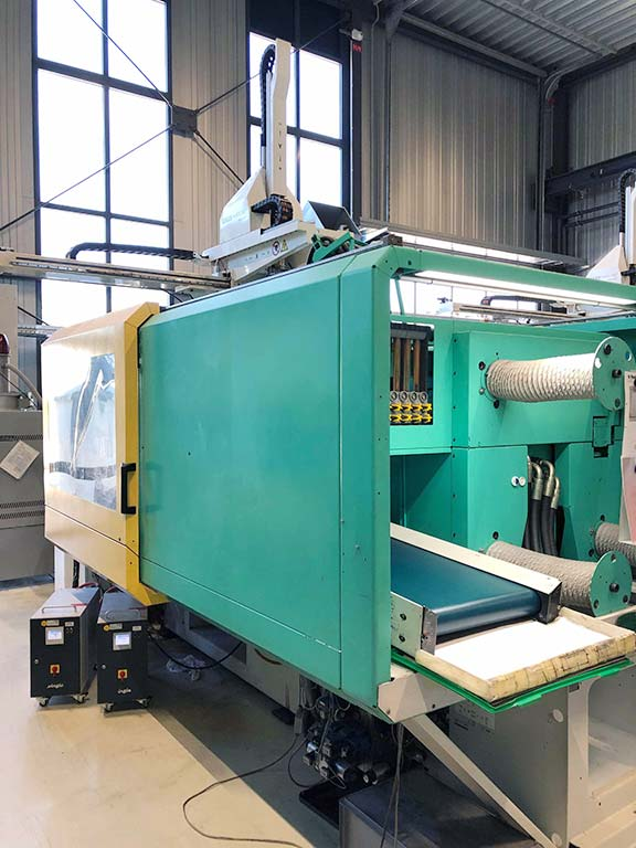 Injection Moulding Machine ARBURG ALLROUNDER 630S 2500-1300 Image-3
