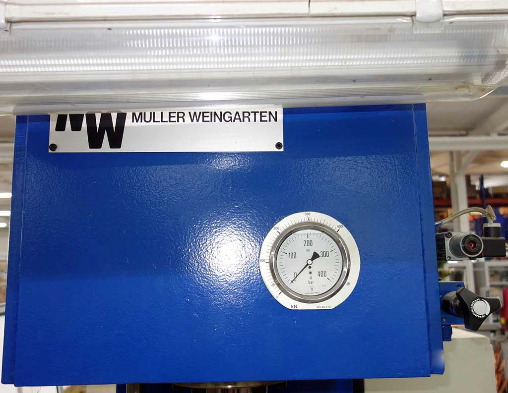 Single Column Press MÜLLER WEINGARTEN CT 40.21.1 Image-2