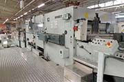 Flatbed-Die-Cutter-Bobst-Autoplatine-SPO-1600 used