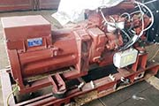 Power-Generator-Iveco-FI-50 used