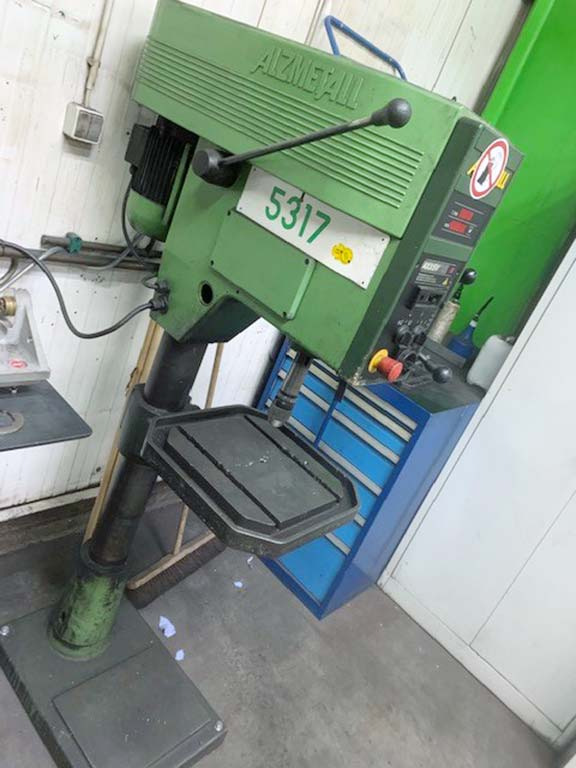 Column-Drilling-Machine-Alzmetall-AX3-SV Image1