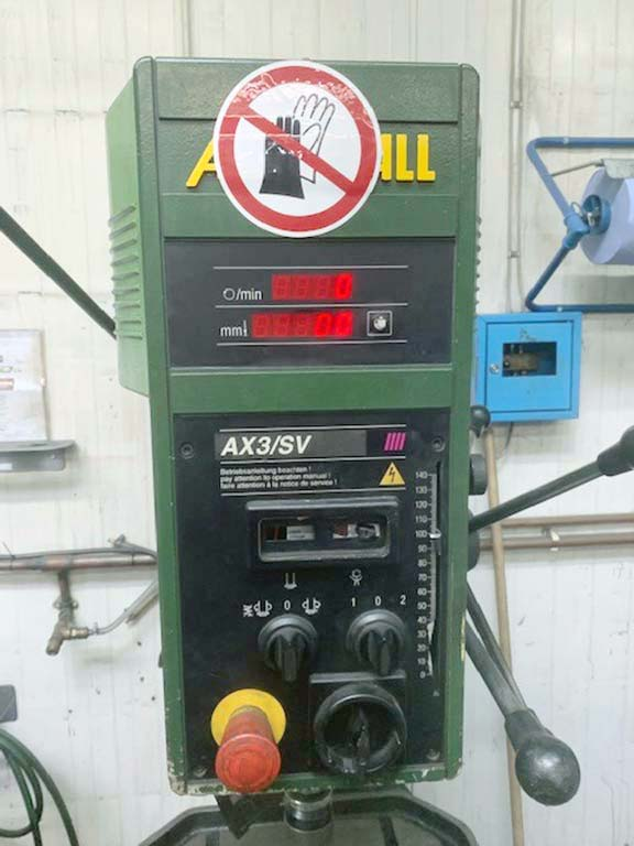 Column-Drilling-Machine-Alzmetall-AX3-SV Image2