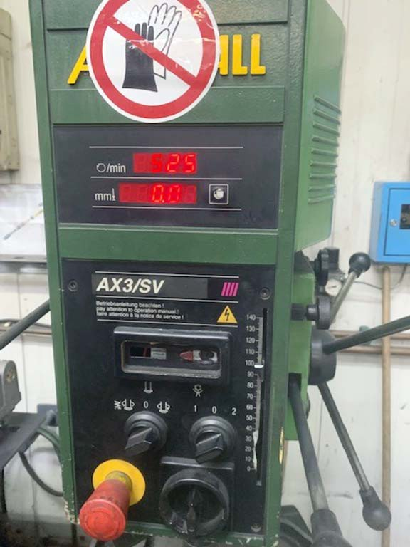 Column-Drilling-Machine-Alzmetall-AX3-SV Image4